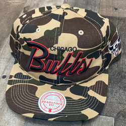 Mitchell & Ness- nba duck special deadstock snapback
