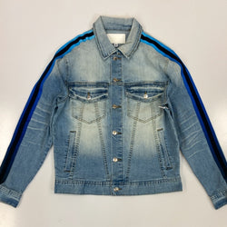Mackeen- perry jean jacket (light)