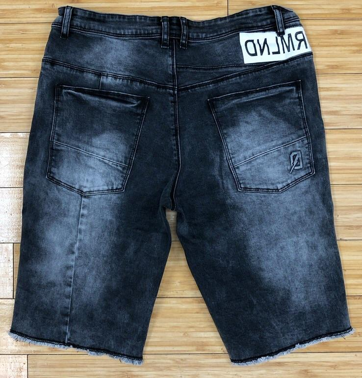 Dreamland- faded denim shorts