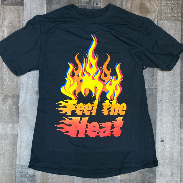 Dash- feel the heat ss tee