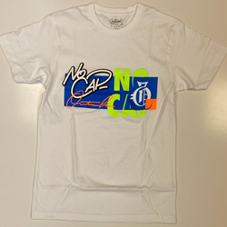 Outrank- no cap ss tee (white)