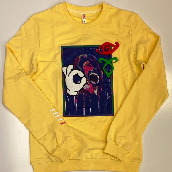 Fifth Loop- shamanism sweatshirt