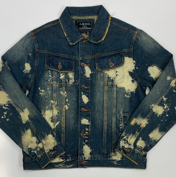 Akoo- wilding denim jacket