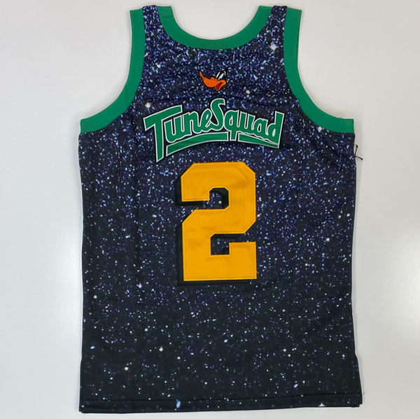 Headgear Classics- space jam superstar basketball jersey