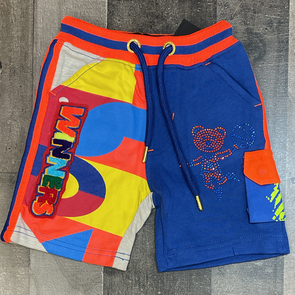 Elite- winners knitted shorts (kids)