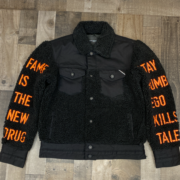 Cult Of Individuality- type 2 denim jacket