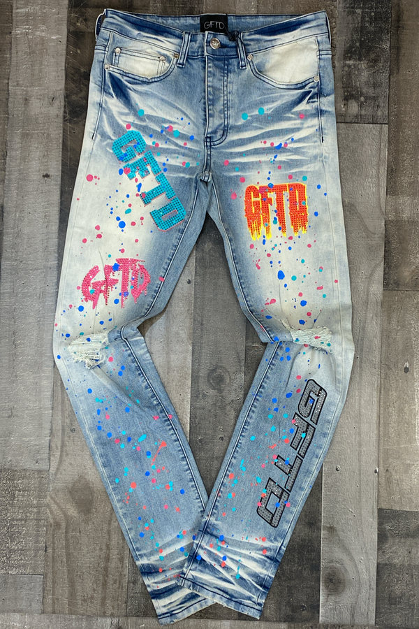 GFTD- Chris jeans (blue)