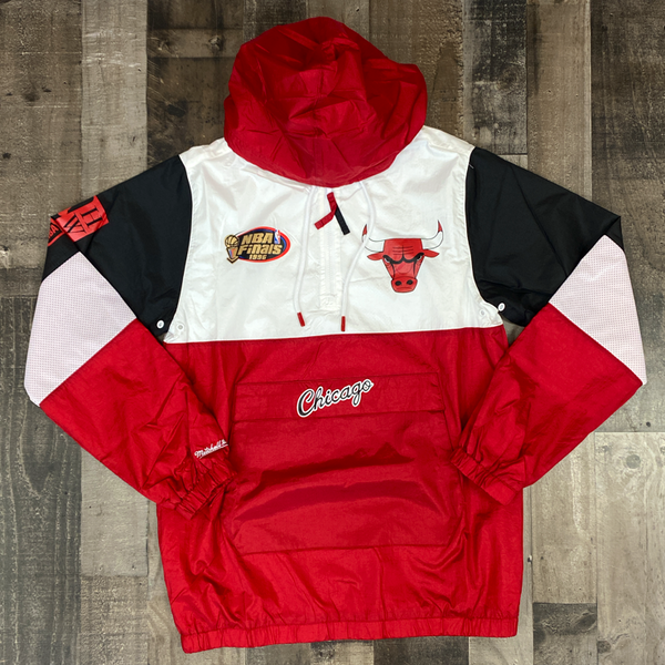 Mitchell & Ness- Chicago bulls windbreaker