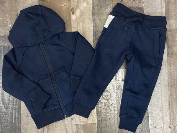 Jordan Craig- basic sweatsuit (navy)(kids)