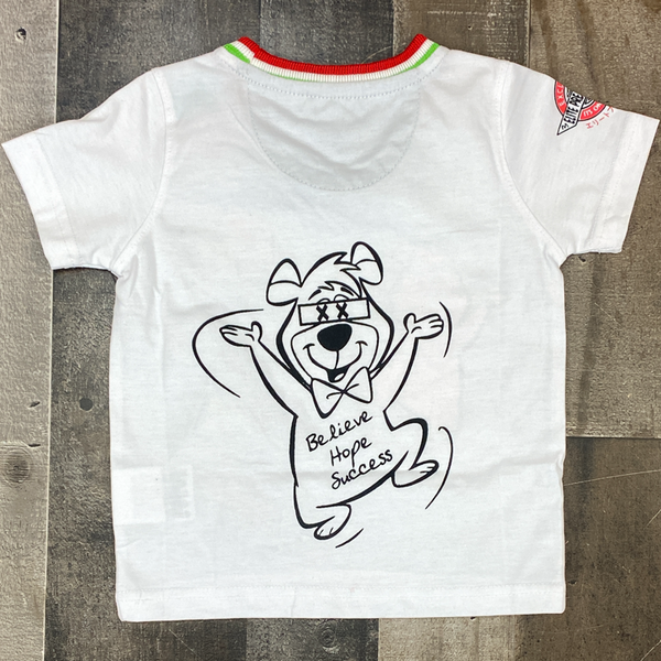 Elite- humble bear ss tee (kids)