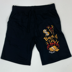 Outrank- burnin it all shorts