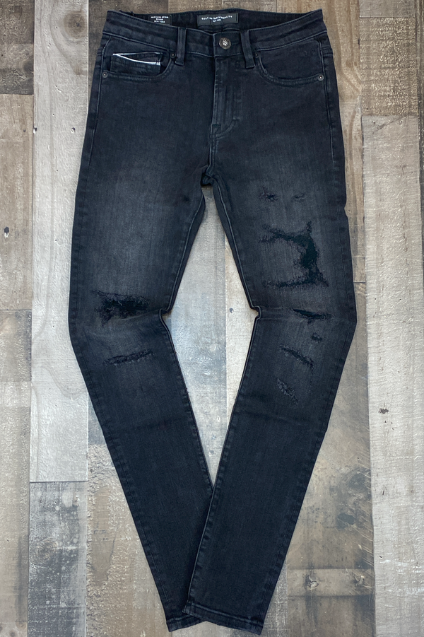 Cult Of Individuality- punk super skinny jeans