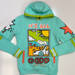 Reason- it's all good hoodie