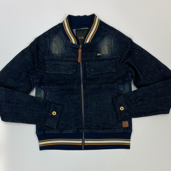 A tiziano- Terry denim jacket
