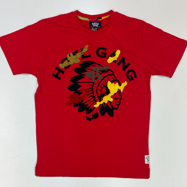 Hustle gang- Senegal ss knit tee