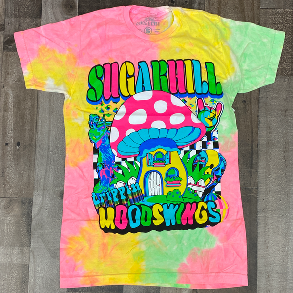 Sugarhill- another planet highlighter ss tee