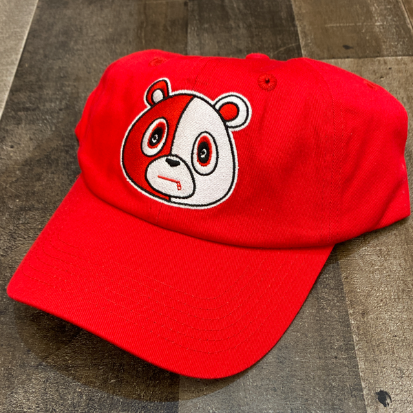 Effectus Clothing- bear hat (red)