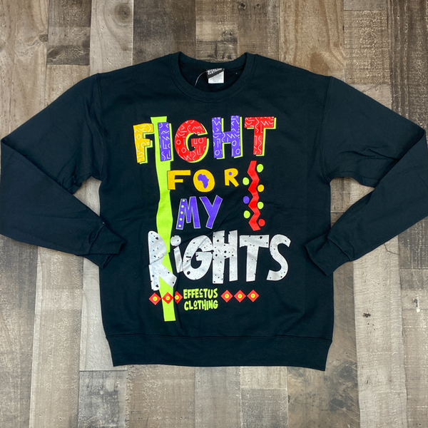 Effectus Clothing- fight sweatshirt