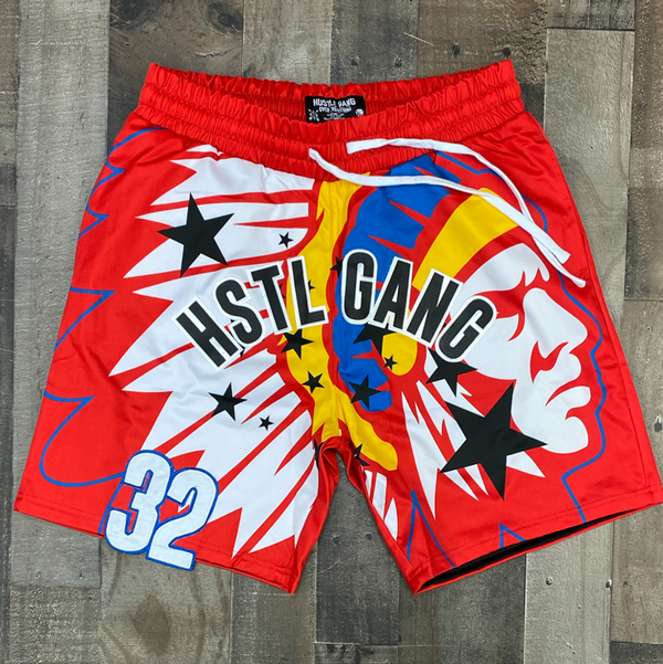 Hustle gang- all star chief neo shorts