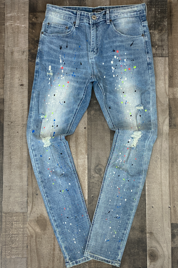 CPTL Denim- Biscayne denim jeans
