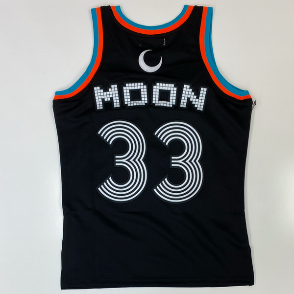 Headgear Classics- flint tropics patchwork basketball jersey