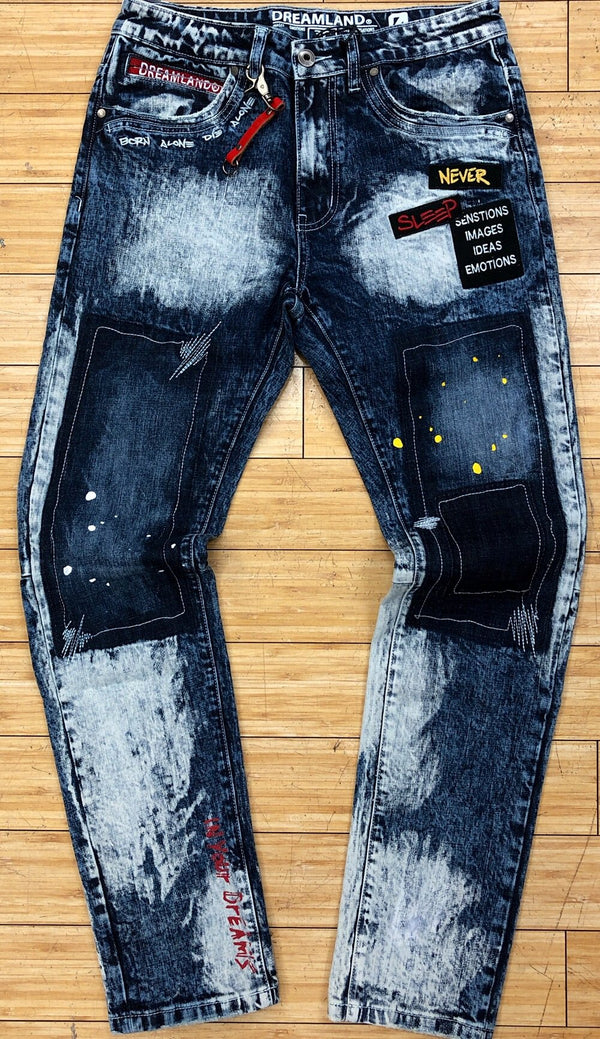 Dreamland- born alone denim jeans