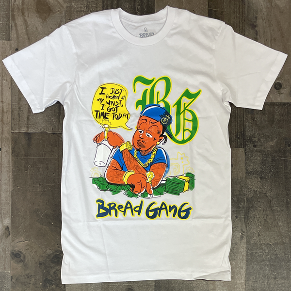 Bread Gang- time today ss tee