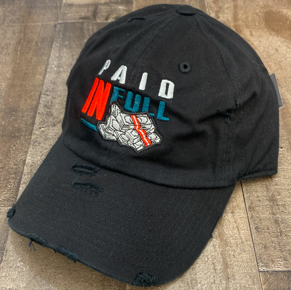 OYL- paid in full dad hat