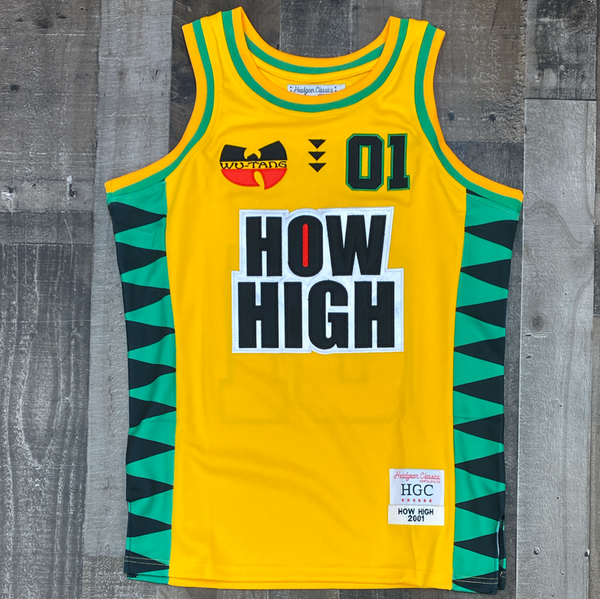 Headgear Classics- how high basketball jersey