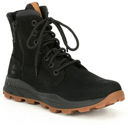 Timberland- Mens Brooklyn side-zip sneaker boots