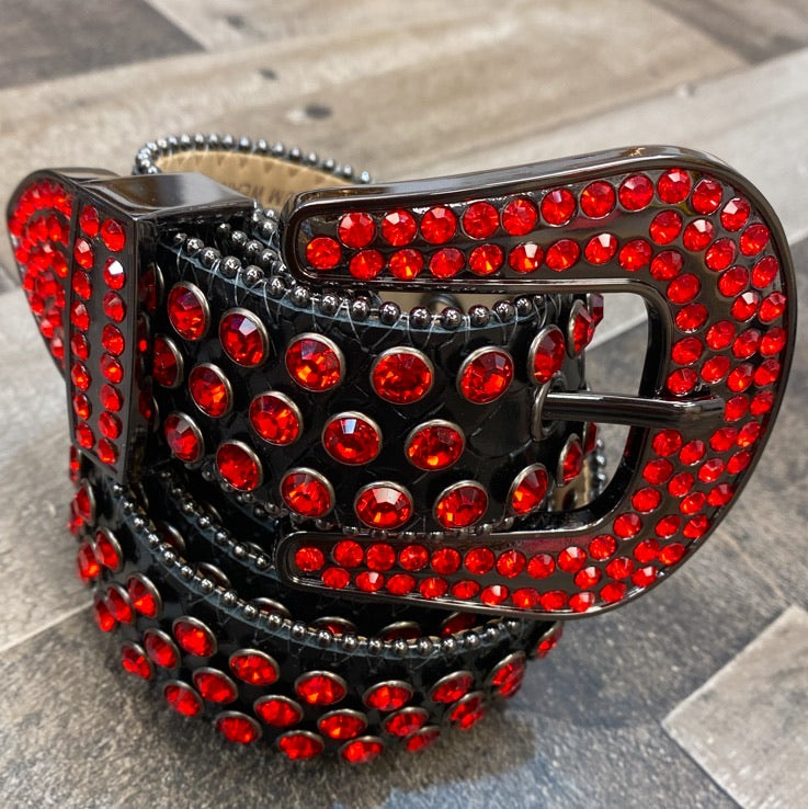 Dna Premium Wear- studded belt