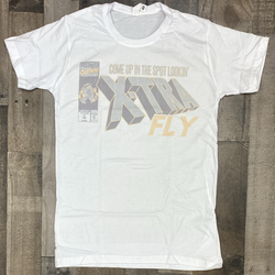 Effectus Clothing- x-tra fly ss tee