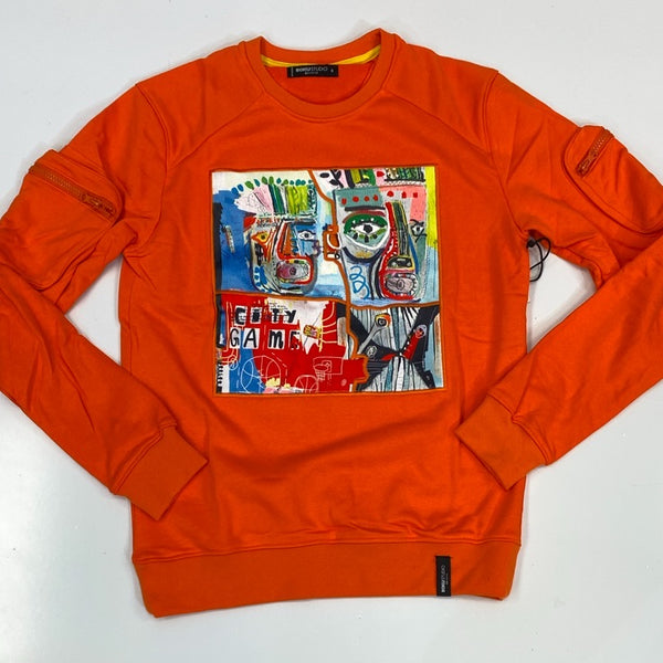 Roku- city game sweater