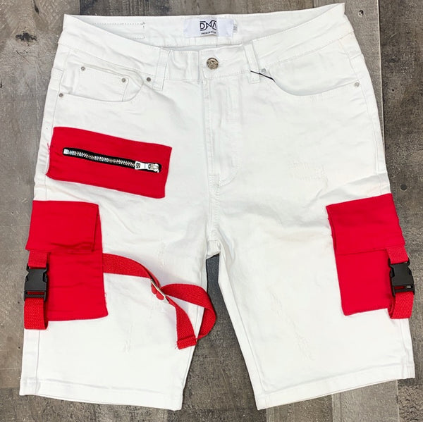 DNA premium wear- denim cargo shorts