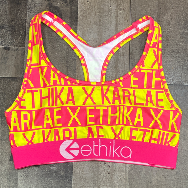 Ethika- bulletin bra (women)