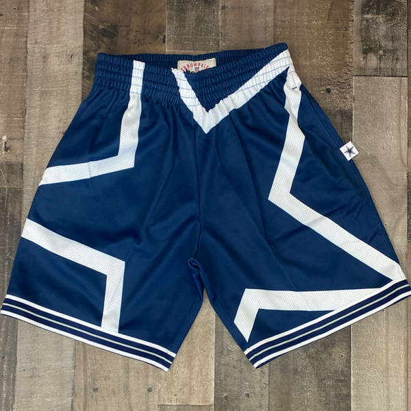 Mitchell & Ness- NFL big face shorts Cowboys