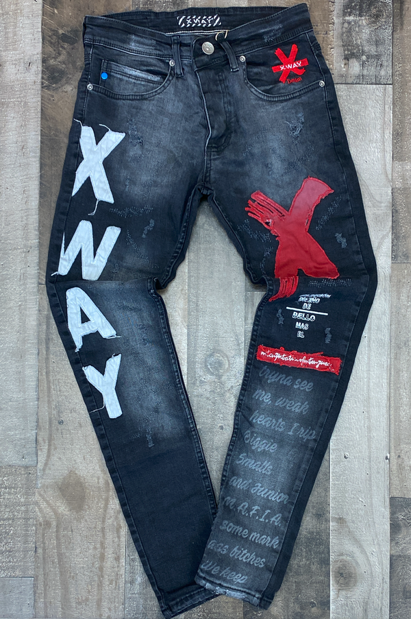 X Way- mad dog jeans