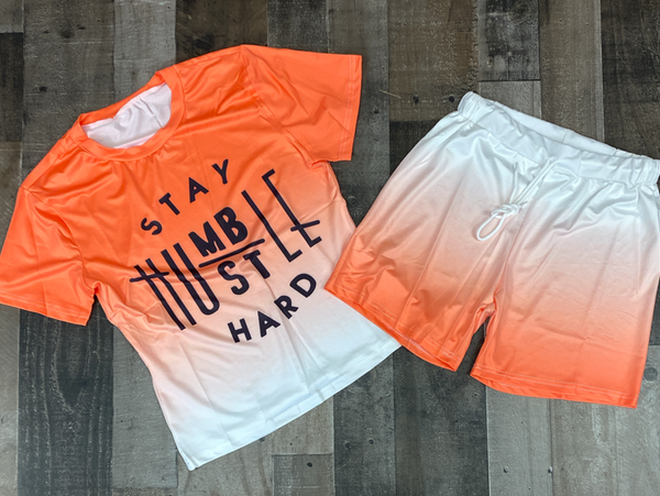 Honeytrap- humble hustles shorts sets (women)