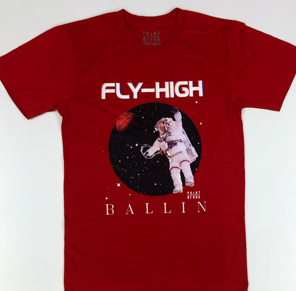 Point blank- fly high ss tee