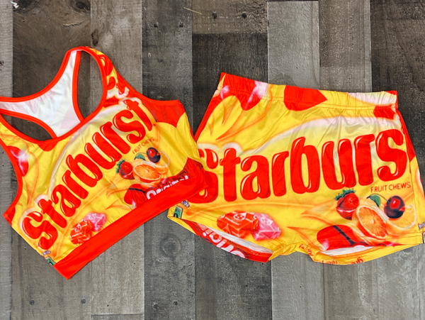 Honeytrap- starburst snack sets (women)
