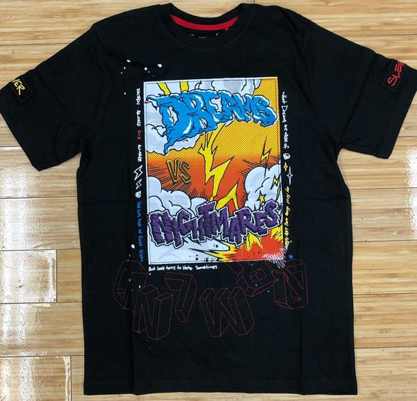 Dreamland- dreams vs nightmares ss tee