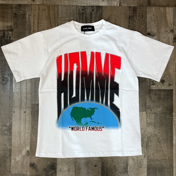 Homme Femme- atmosphere ss tee