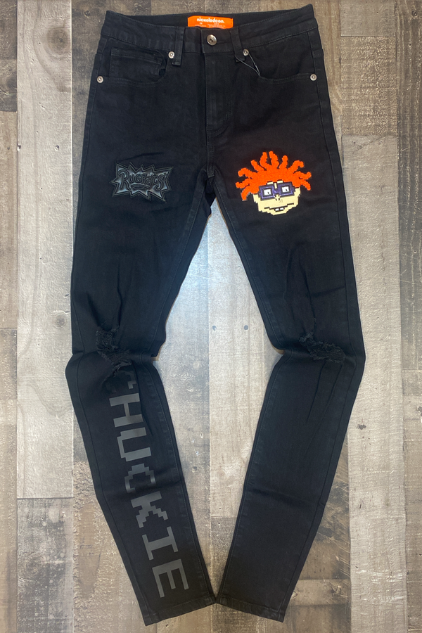Freeze Max- chuckie jeans (black)