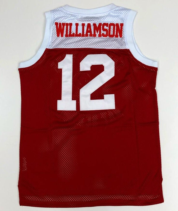 Headgear Classics- Zion Williamson hs basketball jersey