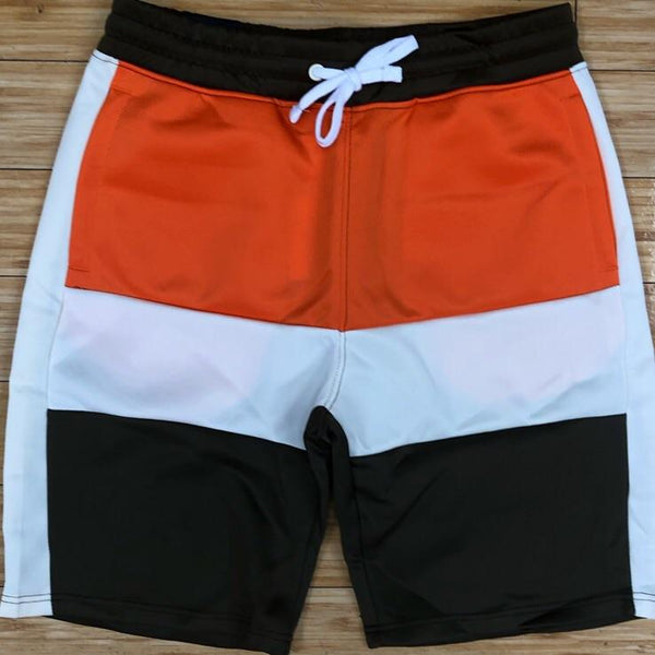 Rebel minds- multi color shorts