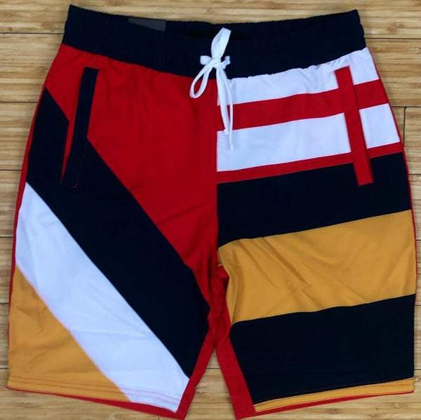 Rebel minds- striped shorts