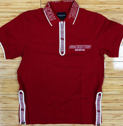 Rockstar- Kenji (red) polo