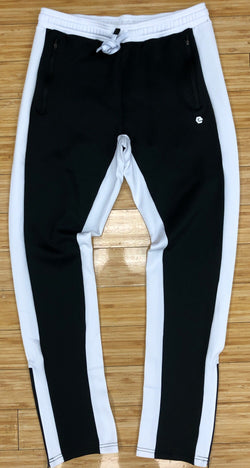 Elbowgrease- striped trackpants