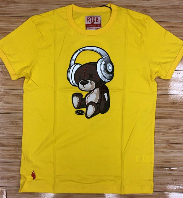 Redtag- toy teddy grind ss tee