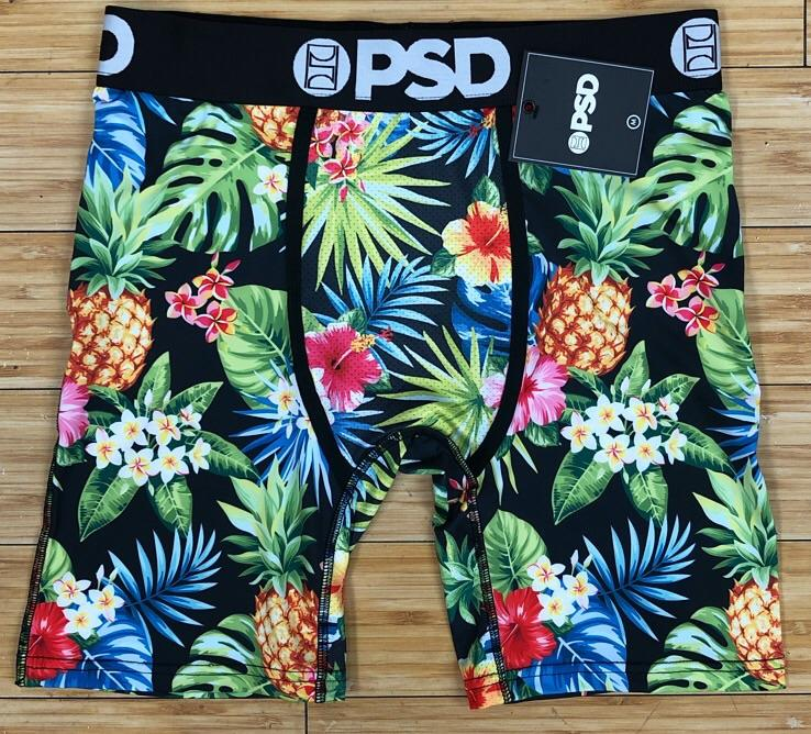 PSD- tropical pineapple boxers